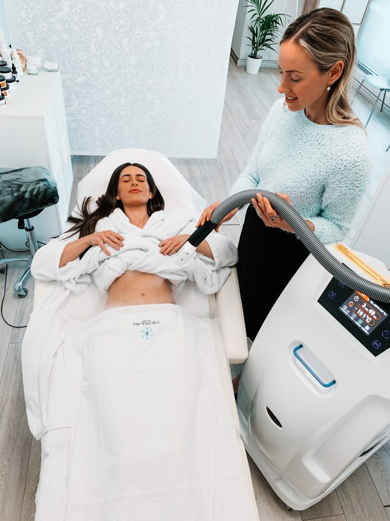 Cryotherapy Body Sculpting